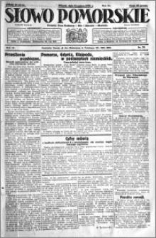 Słowo Pomorskie 1931.03.31 R.11 nr 74