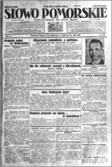 Słowo Pomorskie 1931.04.01 R.11 nr 75