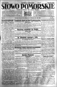 Słowo Pomorskie 1931.04.09 R.11 nr 81