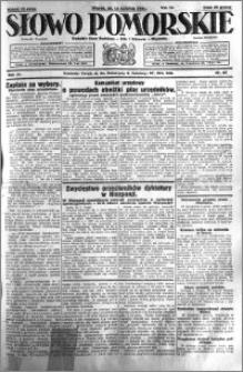 Słowo Pomorskie 1931.04.14 R.11 nr 85