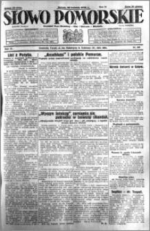 Słowo Pomorskie 1931.04.18 R.11 nr 89