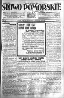 Słowo Pomorskie 1931.04.26 R.11 nr 96