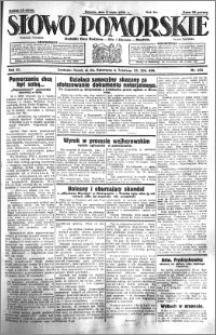 Słowo Pomorskie 1931.05.02 R.11 nr 101