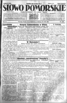 Słowo Pomorskie 1931.05.10 R.11 nr 108