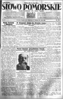 Słowo Pomorskie 1931.05.16 R.11 nr 112