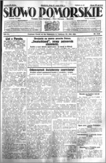 Słowo Pomorskie 1931.05.17 R.11 nr 113