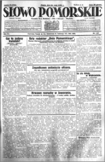 Słowo Pomorskie 1931.05.22 R.11 nr 117