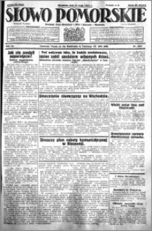 Słowo Pomorskie 1931.05.31 R.11 nr 124