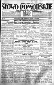 Słowo Pomorskie 1931.06.06 R.11 nr 128