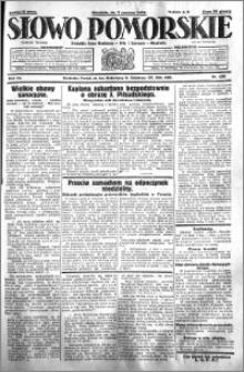 Słowo Pomorskie 1931.06.07 R.11 nr 129