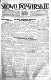 Słowo Pomorskie 1931.06.17 R.11 nr 137