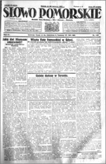 Słowo Pomorskie 1931.06.20 R.11 nr 140