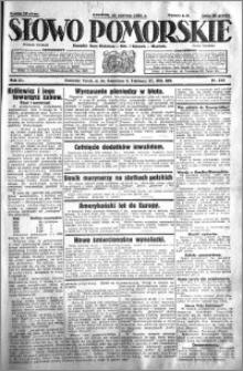 Słowo Pomorskie 1931.06.25 R.11 nr 144