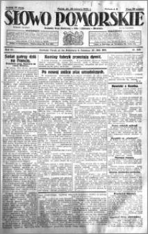 Słowo Pomorskie 1931.06.26 R.11 nr 145