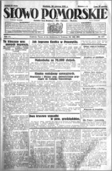 Słowo Pomorskie 1931.06.28 R.11 nr 147