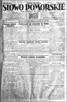Słowo Pomorskie 1931.07.03 R.11 nr 150