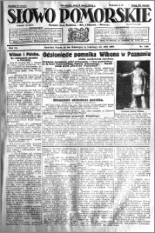 Słowo Pomorskie 1931.07.05 R.11 nr 152