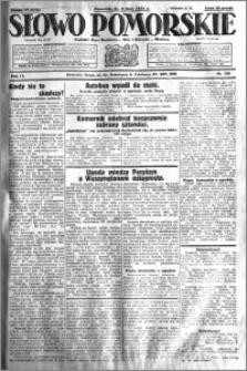 Słowo Pomorskie 1931.07.09 R.11 nr 155