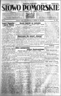 Słowo Pomorskie 1931.07.18 R.11 nr 163