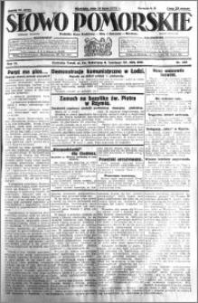 Słowo Pomorskie 1931.07.19 R.11 nr 164