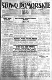 Słowo Pomorskie 1931.07.22 R.11 nr 166