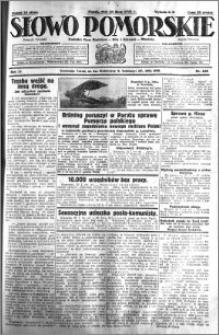Słowo Pomorskie 1931.07.24 R.11 nr 168