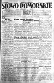 Słowo Pomorskie 1931.07.25 R.11 nr 169