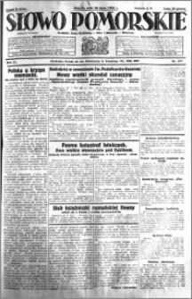 Słowo Pomorskie 1931.07.28 R.11 nr 171