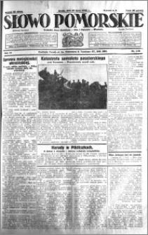 Słowo Pomorskie 1931.07.29 R.11 nr 172