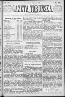 Gazeta Toruńska 1886, R. 20 nr 32