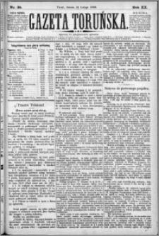 Gazeta Toruńska 1886, R. 20 nr 35