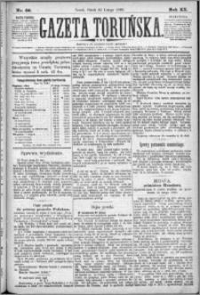 Gazeta Toruńska 1886, R. 20 nr 46