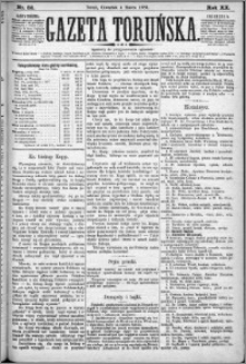 Gazeta Toruńska 1886, R. 20 nr 51