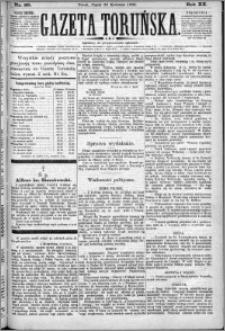 Gazeta Toruńska 1886, R. 20 nr 98