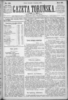Gazeta Toruńska 1886, R. 20 nr 126