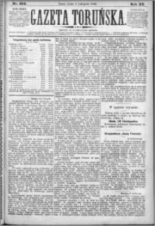 Gazeta Toruńska 1886, R. 20 nr 252