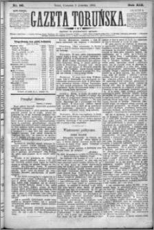 Gazeta Toruńska 1885, R. 19 nr 80