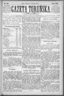Gazeta Toruńska 1885, R. 19 nr 90