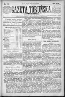 Gazeta Toruńska 1885, R. 19 nr 93