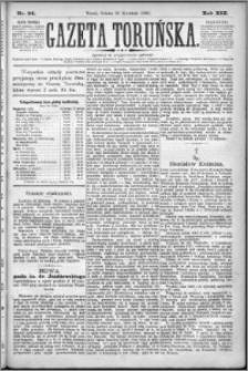 Gazeta Toruńska 1885, R. 19 nr 94