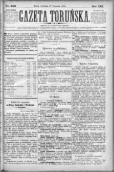 Gazeta Toruńska 1885, R. 19 nr 222