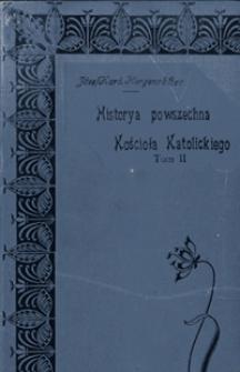Historya powszechna Kościoła Katolickiego. T. 2