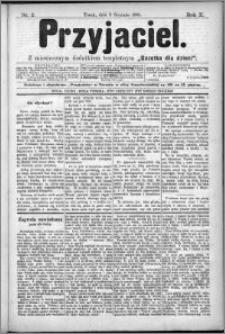 Przyjaciel : pismo dla ludu 1885 nr 2