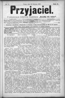 Przyjaciel : pismo dla ludu 1885 nr 5