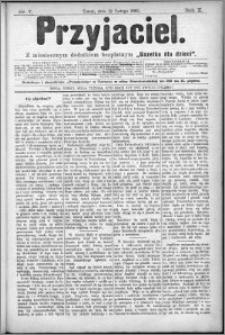 Przyjaciel : pismo dla ludu 1885 nr 7