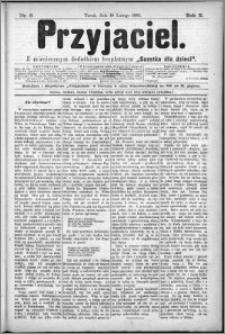 Przyjaciel : pismo dla ludu 1885 nr 8