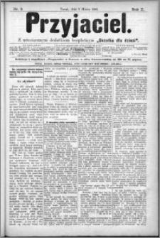 Przyjaciel : pismo dla ludu 1885 nr 9