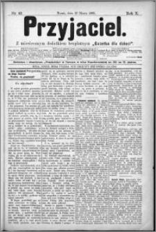 Przyjaciel : pismo dla ludu 1885 nr 12