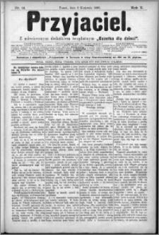 Przyjaciel : pismo dla ludu 1885 nr 14
