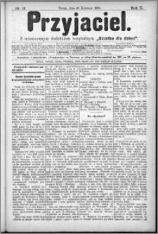 Przyjaciel : pismo dla ludu 1885 nr 16